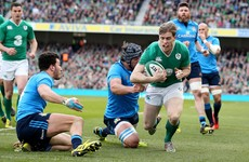 Trimble hopes for clinical edge against 'Saracens' of the Six Nations