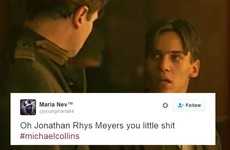 14 very Irish tweets about Michael Collins last night