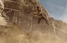 Take a break and watch the trailer for the Ben Hur remake