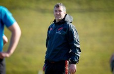 Foley rings the changes for Munster's clash with Cardiff Blues