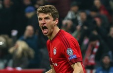 Müller: Late comeback against Juve inspired by Guardiola's threat to 'cut our balls off'