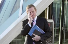 Enda Kenny has had a 'very good and very constructive' talk with the Green Party