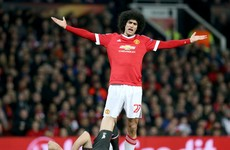 Fellaini is a liability and more talking points as Liverpool dump United out of Europe