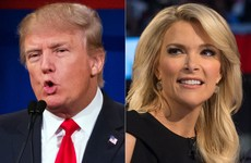 "Donald Trump is stepping up attacks on ""crazy"" Megyn Kelly and her ""bad show"""