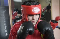 Meet the 19-year-old student fighting patriarchy through boxing