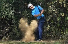Trophy drought continues as star attraction Harrington misses cut in New Delhi