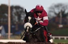 Don Cossack wins the 2016 Cheltenham Gold Cup