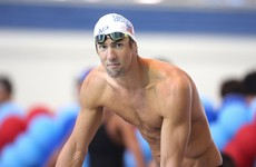 Michael Phelps' trainer says Phelps still has the one trait that separates him from everybody else