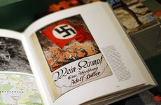 Adolf Hitler's own copy of Mein Kampf has just sold at auction
