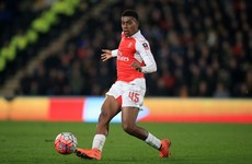 19-year-old scores on first Premier League start to boost Arsenal's faint title hopes