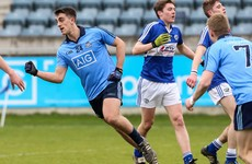 Two sent-off as Dublin claim 12-point win over Laois to reach EirGrid Leinster U21 final
