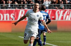 PSG defender fined after half-time bust-up with Ibrahimovic