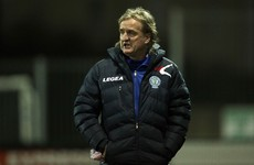 All square between Sligo and Harps as floodlight failure ends fixture early