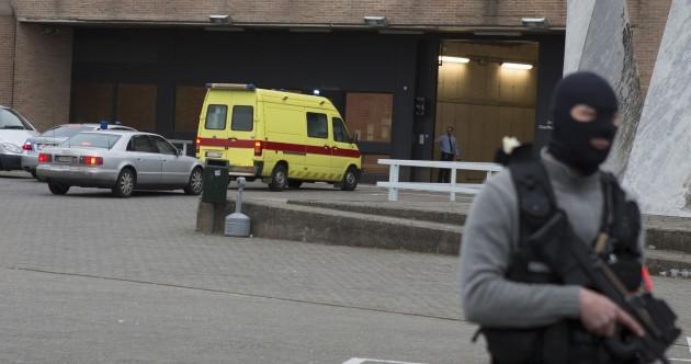 "Paris attacker Salah Abdeslam spends first night in jail on charges of ""terrorist murder"""
