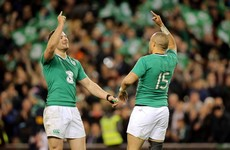 Farrell factor looms for Ireland as Schmidt looks to build for South Africa