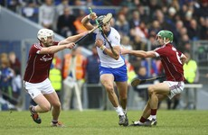 O'Brien levels late on for Waterford as Galway face relegation final