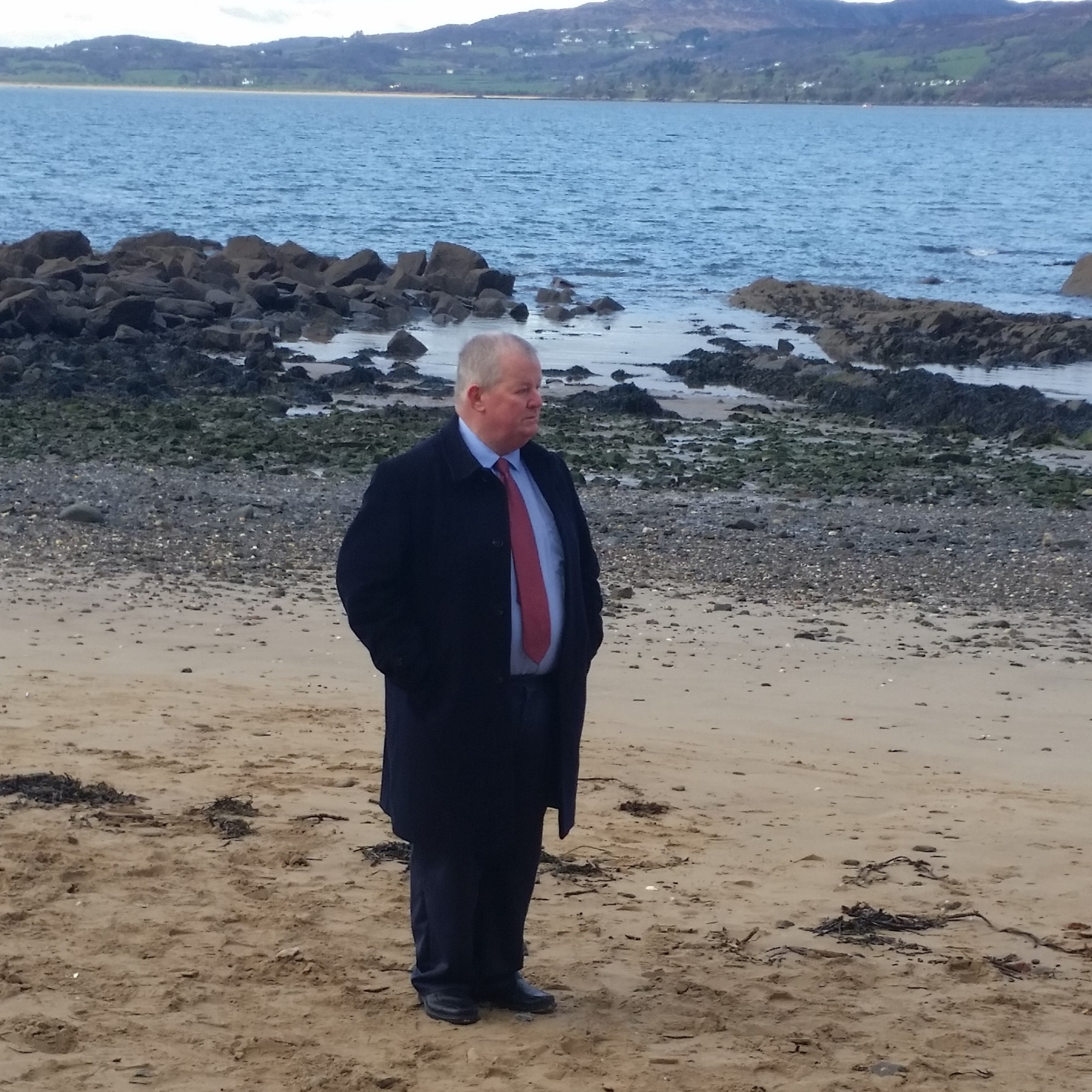 """""""I don't know how I'm going to cope with it"""": Witness describes horror of Buncrana pier tragedy"""