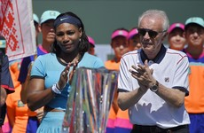 'We shouldn't have to drop to our knees': Serena slams tennis boss in sexism row