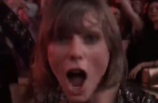 Taylor Swift was caught doing MORTIFYING dancing at a Calvin Harris gig... It's The Dredge