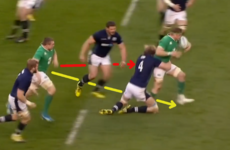 Analysis: Heaslip's offloads the highlight of Ireland's final-day victory
