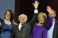 Michael D Higgins thanks family, supporters - and the Irish people