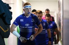 'I went into Leinster on a 6-week trial and would have been happy just to get free gear'