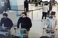 Third suspected Brussels attacker on the run after 'leaving biggest bomb' in airport
