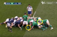 Analysis: Ireland's scrum boxed clever in a flawless display against Scotland