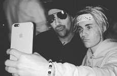 So Justin Bieber and Marilyn Manson are pals… It's the Dredge