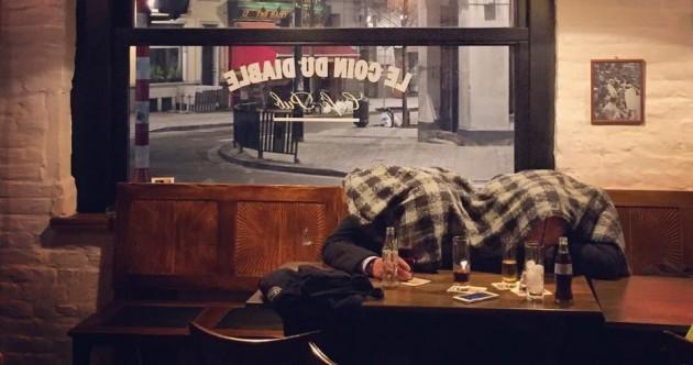 Dublin photographer captures Belgian grief in one moving portrait