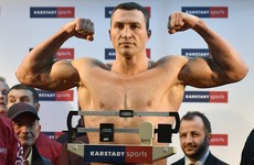 Wladimir Klitschko wants to box at Rio Olympics if radical rule change passes