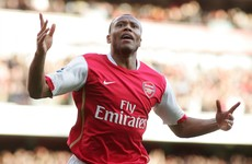 Remember Julio Baptista? Arsenal flop is making a comeback alongside an old friend