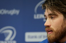 Limited opportunities leave Ryan frustrated and considering future away from Leinster