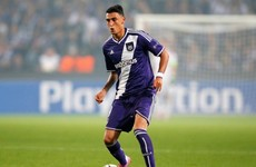 Argentinian striker to leave Anderlecht following Brussels terror attacks