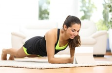 The new '5-4-3-2-1′ home workout routine which is hugely popular in America