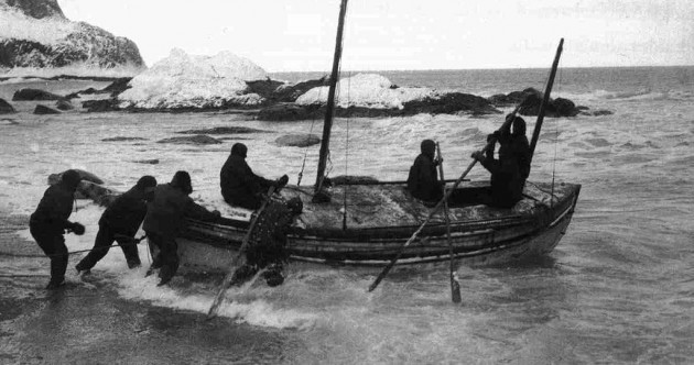 Easter Monday 1916: An Irish-British crew begin one of the greatest boat journeys ever