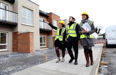 New homes for over 100 families on Dublin housing waiting list