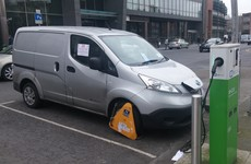 Charging your electric car in Dublin? Make sure you don't get clamped