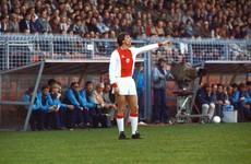 '3 back-to-back European Cups' – The numbers that made Johan Cruyff a legend