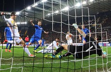 Insigne goal gives Italians major lift as De Gea's unbeaten run comes to an end