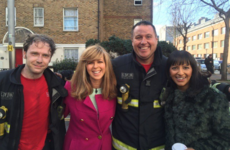 Good Morning Britain taken off air as fire forces studio evacuation