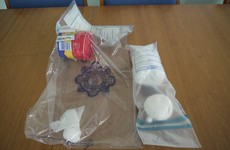 Gardaí uncover cocaine stash house, seize €115k worth of drugs