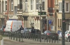 Man shot as Belgian police arrest three terror suspects