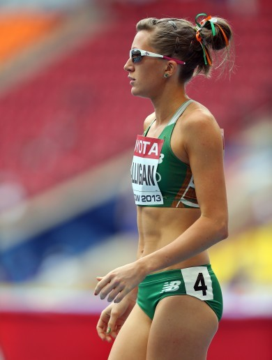 Leading Irish Olympic hopeful aims to emulate Sonia O'Sullivan in more ways than one