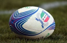 Italian rugby player tests positive for 11 -- yes, 11! -- banned substances