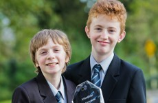 Science students pick up prize for fuel project