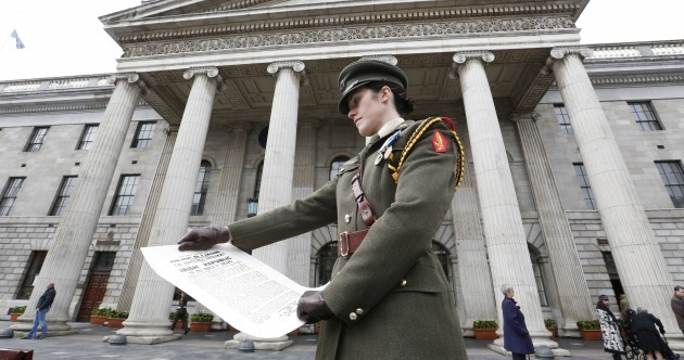 Poll: Will you be attending an event over the 1916 centenary weekend?