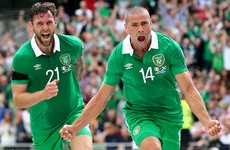 Ireland running out of strikers as Walters and Murphy return to their clubs