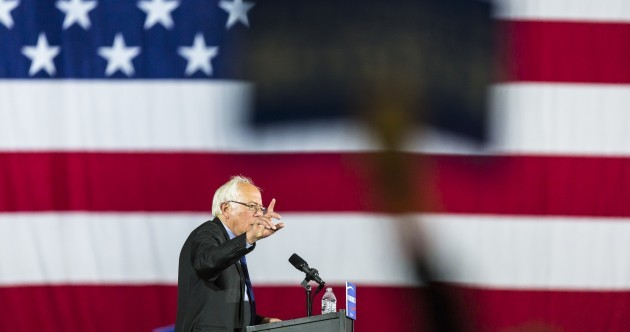 Not over until it's over – Bernie Sanders just hammered Hillary Clinton in Washington and Alaska