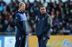 It's cranked up for next week — Leo Cullen